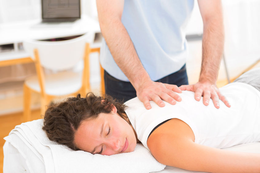 Osteopath in Edgware